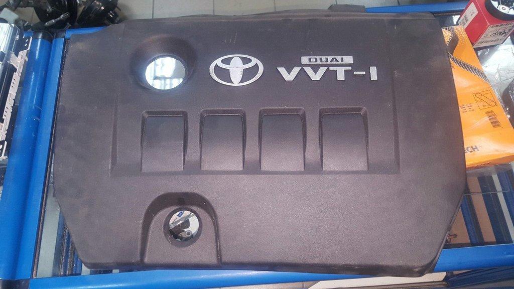 Аксесуары: Декоративная крышка ДВС 1ZR FE в VINcode