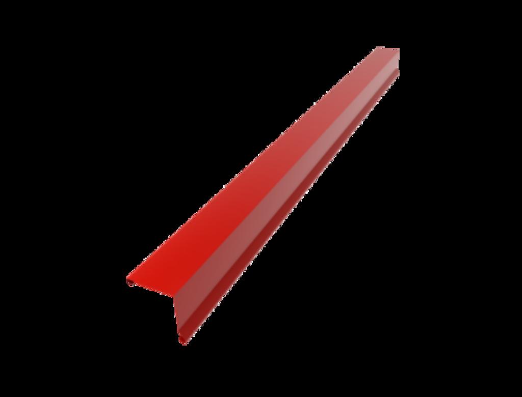 Отделочные элементы кровли: Планка ветровая в Вологдапрофиль, ООО