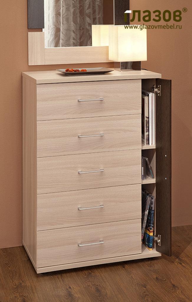 Комоды для дома: Комод BERLIN 4 в Стильная мебель
