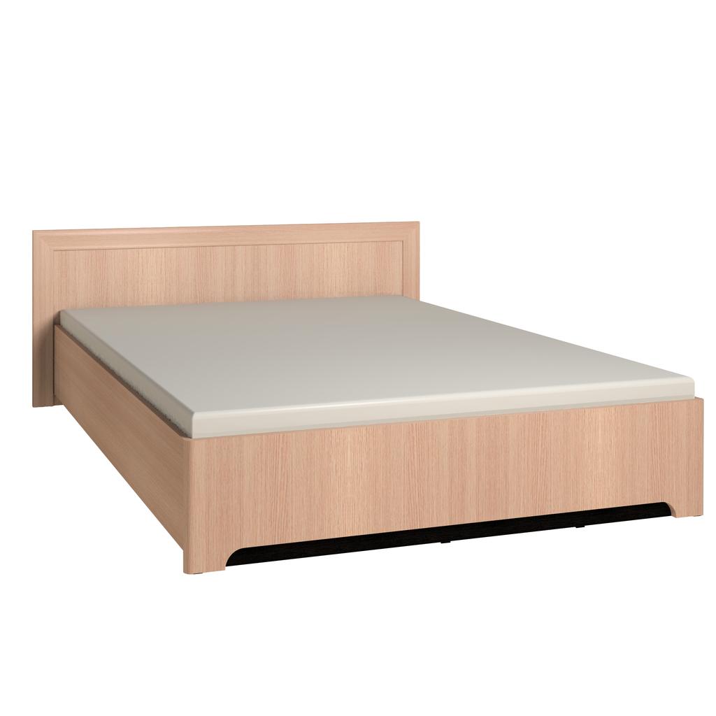 Анкона (спальня): Кровать Анкона 1.2 (1800, мех. подъема) в Стильная мебель