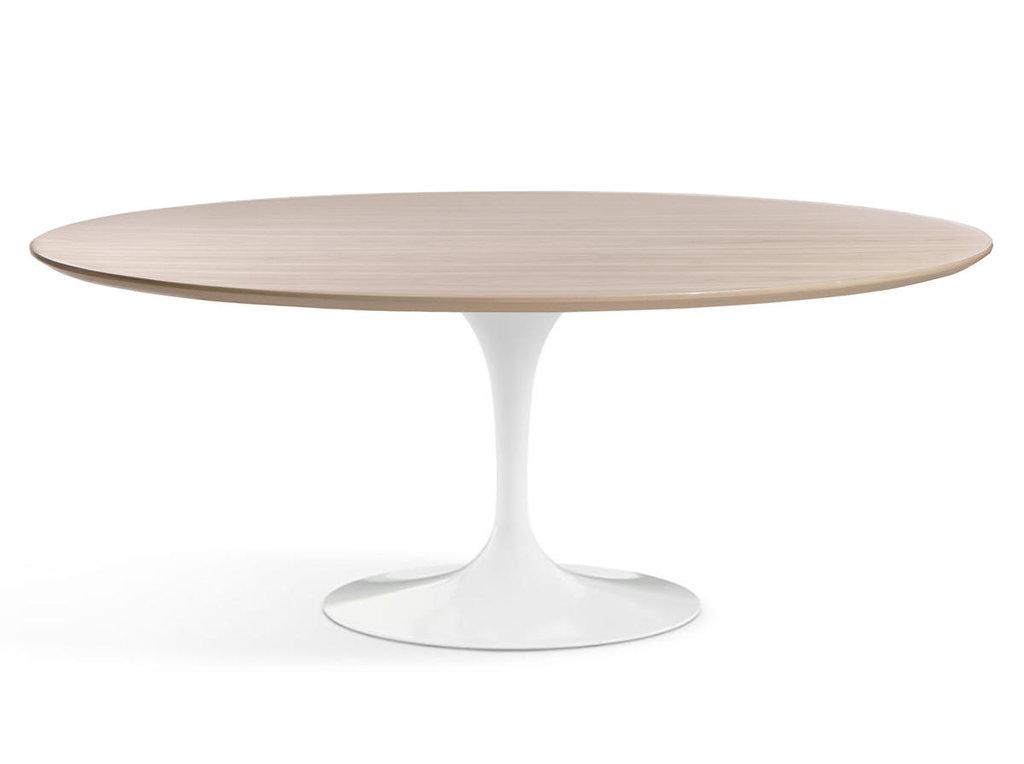 Столы обеденные: Стол обеденный Априори T овальный 110х180 13т бук в Актуальный дизайн