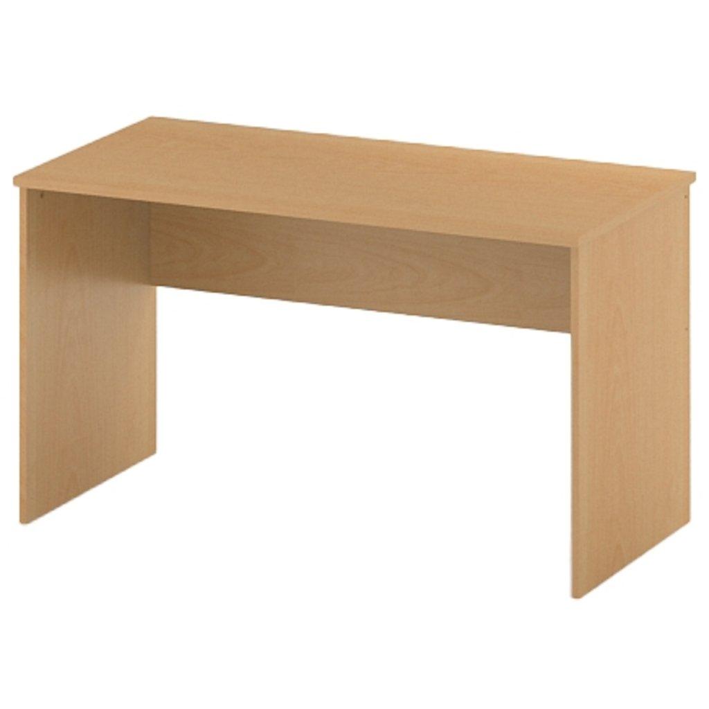 Офисная мебель столы, тумбы Р-16: Стол рабочий (16) 1300*600*750 в АРТ-МЕБЕЛЬ НН