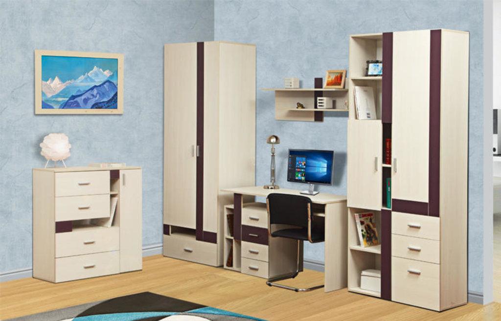 Детские готовые: Набор мебели для детской Некст-3 в Vesa