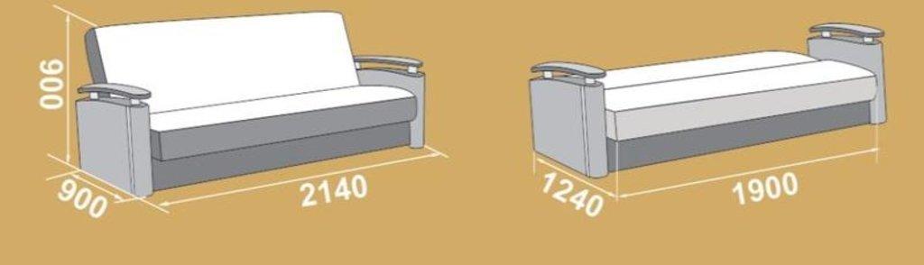 Диваны: Диван-кровать Вега в Уютный дом
