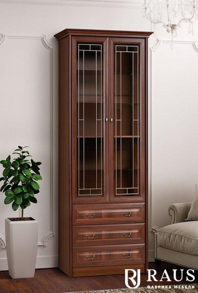 Гостиная Янна. Доступные модули: Шкаф для посуды Янна ЯН-57 в Уютный дом