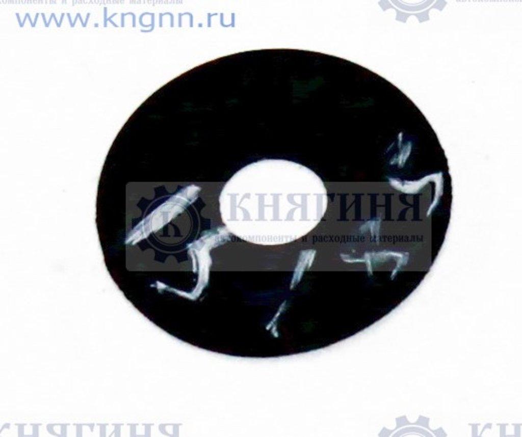 Прокладка: Прокладка шумоизол.гидронатяжителя 406 дв. (резин.) в Волга