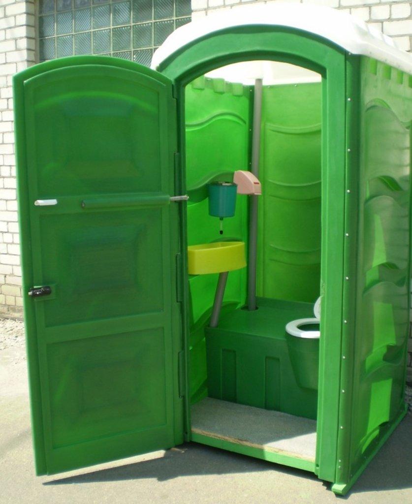Продажа, аренда биотуалетов: Кабина туалетная в Лайна, ИП Галочкин С.Б.