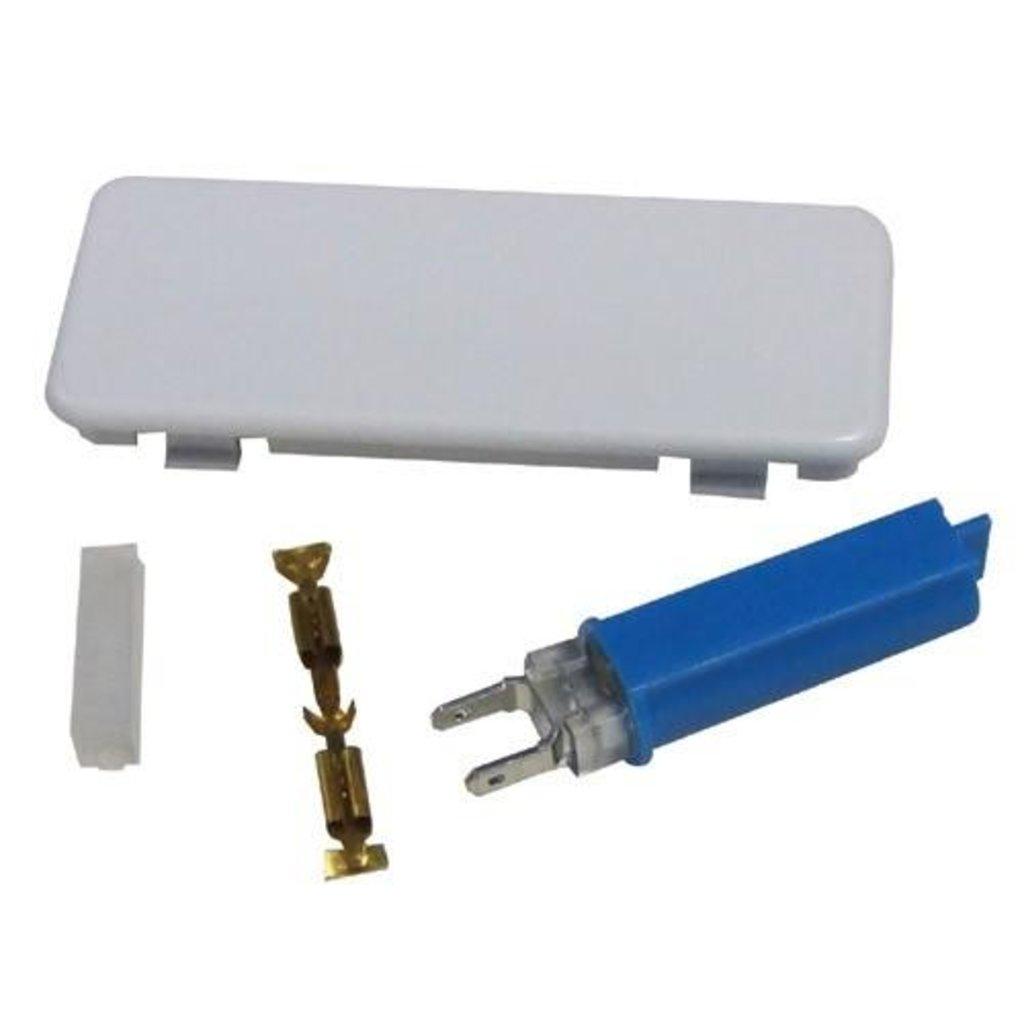 Запчасти для холодильников: Датчик температуры (Сенсор NTC), Reparation ser air sensor complete with cover, 168766, 00168766 в АНС ПРОЕКТ, ООО, Сервисный центр