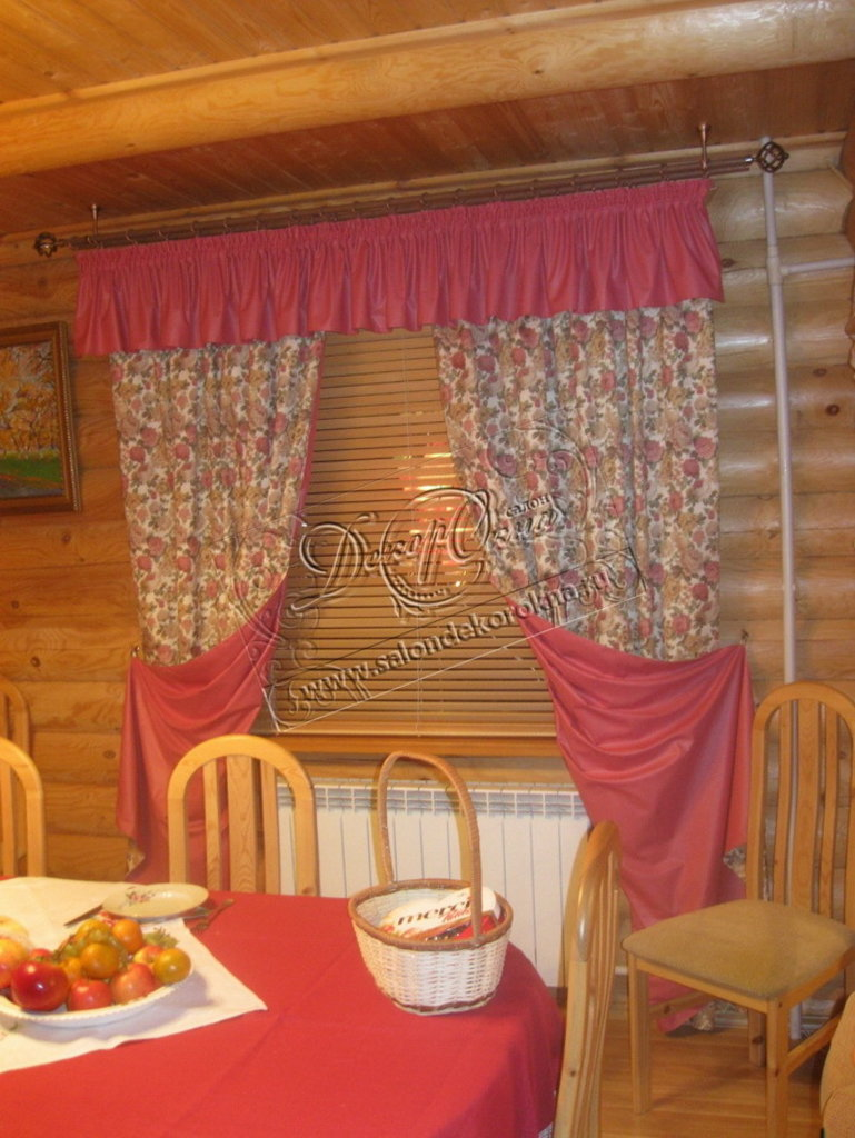 Шторы, портьеры: Шторы на пластиковые окна в Декор окна, салон