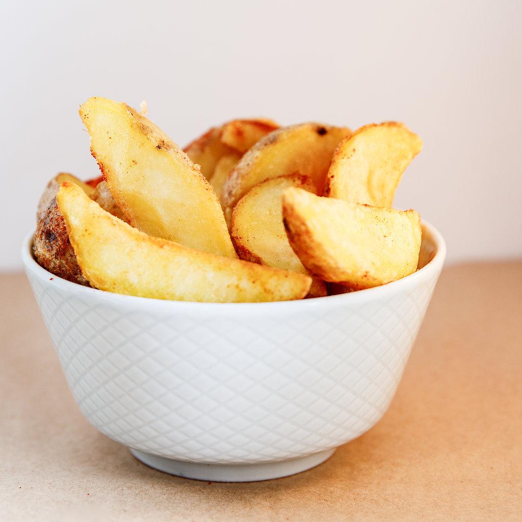 СНЕППИ: Картофель по деревенски в Leggo burger