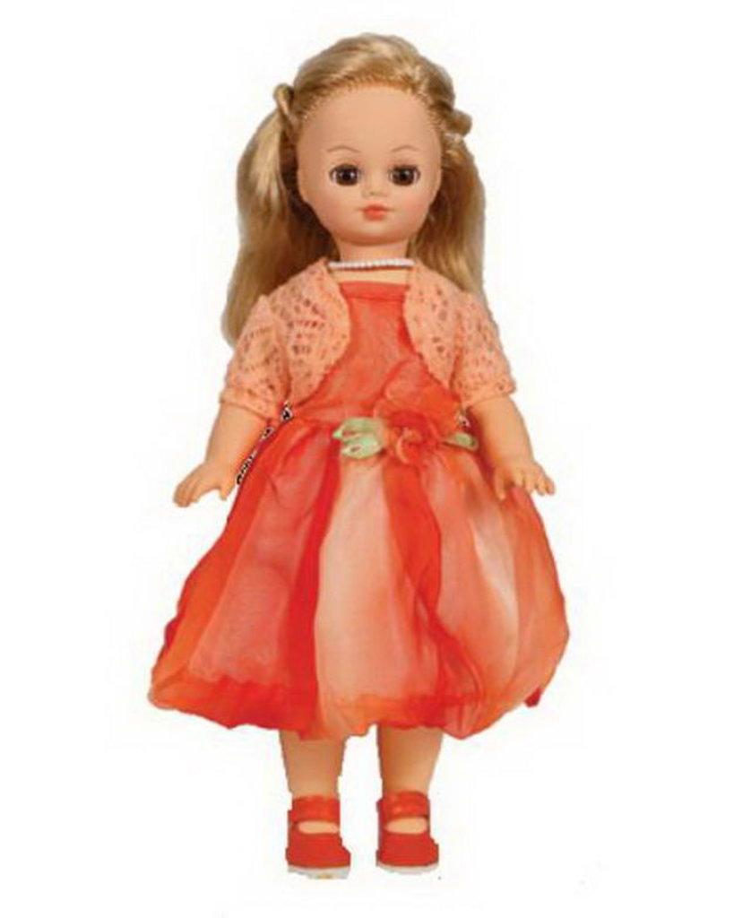 Игрушки для девочек: Кукла Лиза 19 со звуком Весна в Игрушки Сити