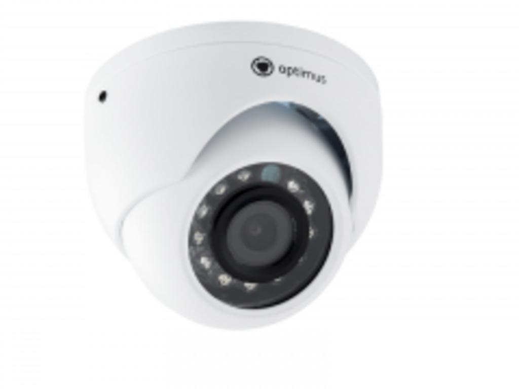 Аналоговые видеокамеры (AHD): Видеокамера Optimus AHD-M051.3 (3.6) в Микровидео