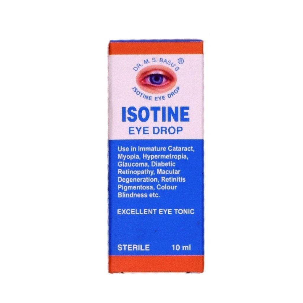 Товары для здоровья: Isotine Eye Drop в Шамбала, индийская лавка