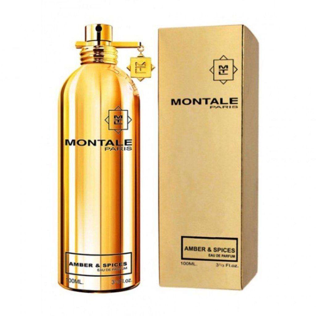 Montale (Монталь): Montale Amber & Spicer (Монталь Амбер Спайс) edp 100 ml в Мой флакон