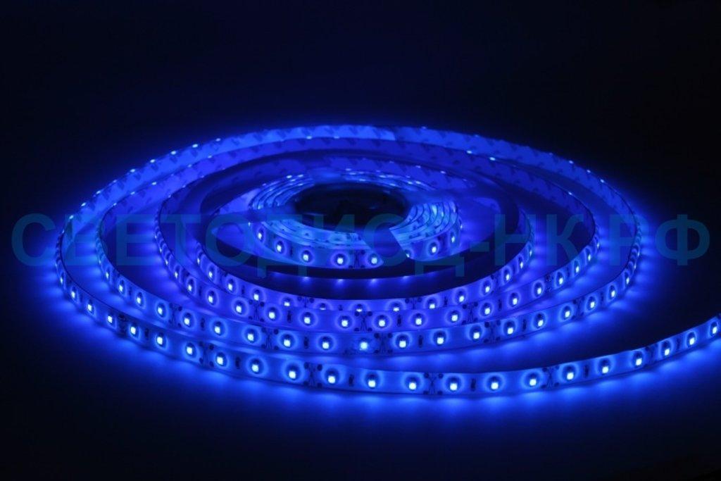 Герметичная лента: Лента 3528-60-12 синий IP66 в СВЕТОВОД