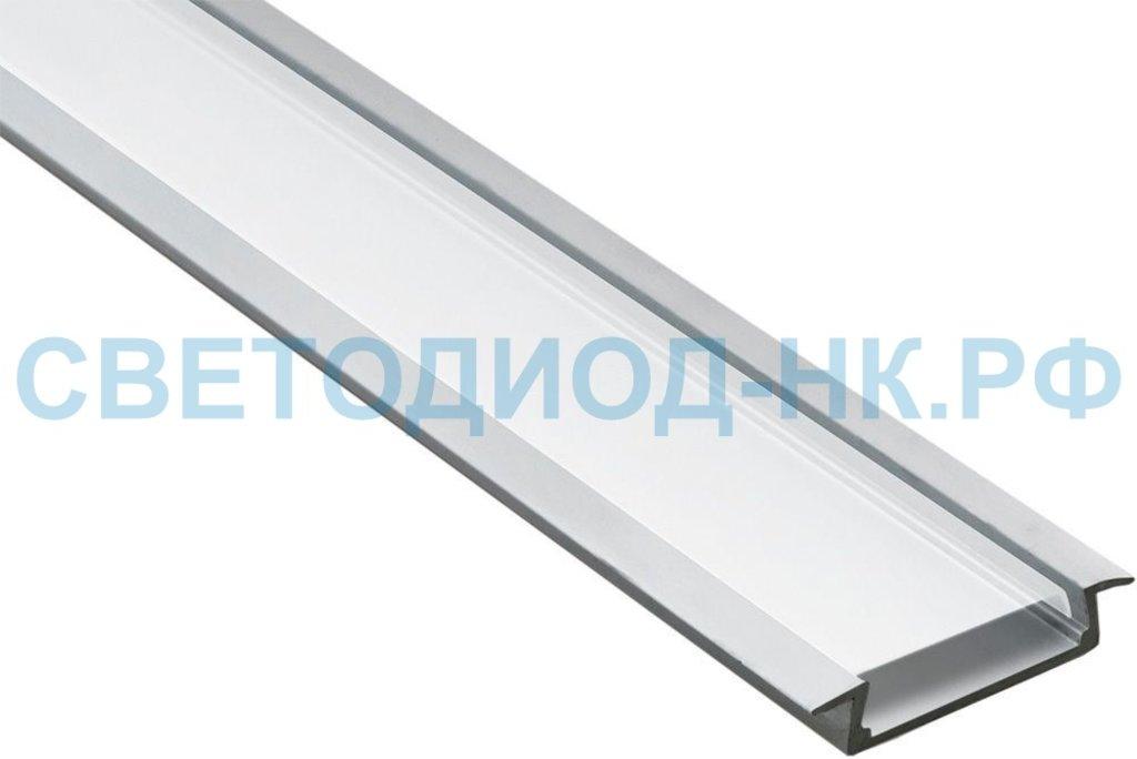 Алюминиевый профиль: Профиль для светодиодной ленты CAB252 в СВЕТОВОД