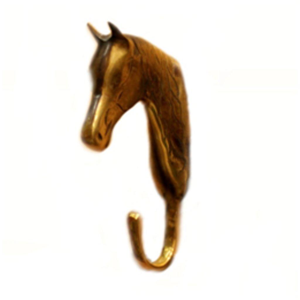 Предметы интерьера: Вешалка – крючок «Лошадь» в Шамбала, индийская лавка