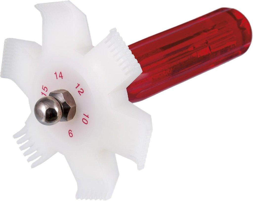 Инструмент для ремонта и диагностики системы охлаждения двигателя автомобилей: KA-7113 приспособление для правки радиаторов в Арсенал, магазин, ИП Соколов В.Л.