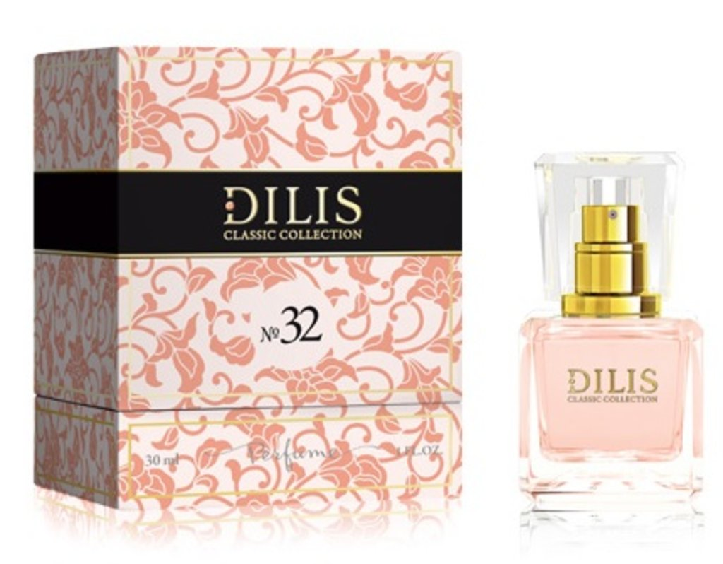Духи Dilis (Дилис): Dilis Classic Collection № 32 - Аромат Ange ou Demon Le Secret Givenchy в Мой флакон