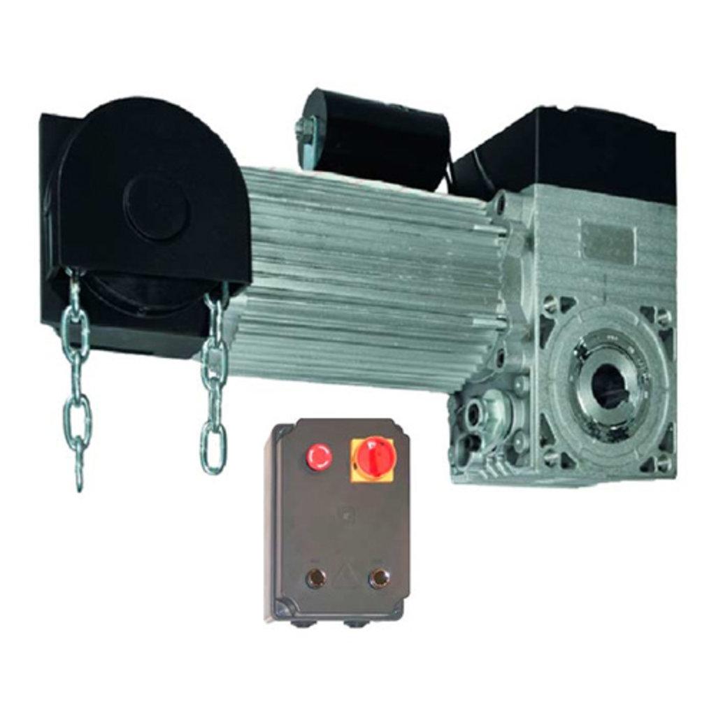 Автоматика для ворот: Привод ASI100KIT до 30 кв.м с интенсивностью эксплуатации до 60% в АБ ГРУПП