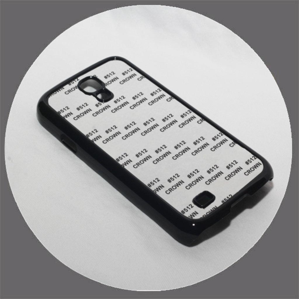 Samsung: Чехол для Samsung Galaxy S4 i9500 Черный пластиковый в NeoPlastic