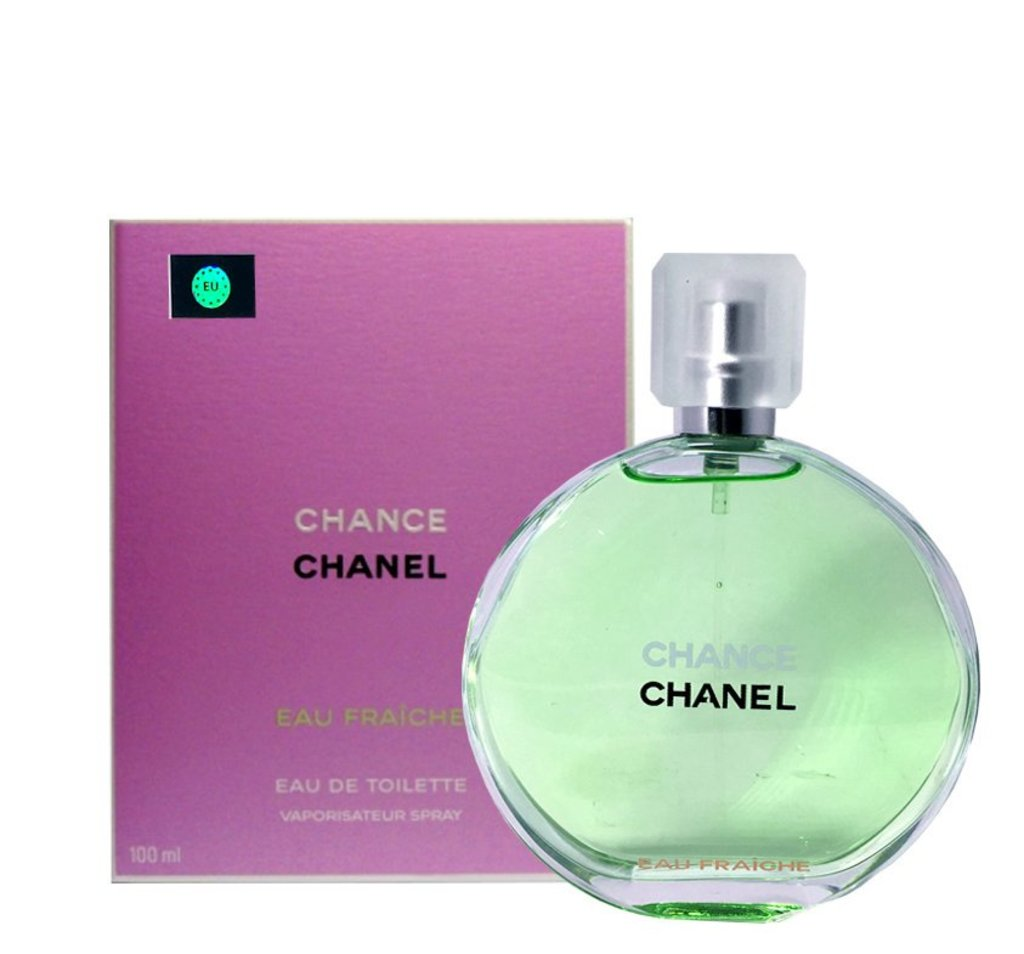 Для женщин: Chanel Chance Eau Fraiche Туалетная вода edp 35 ml в Элит-парфюм