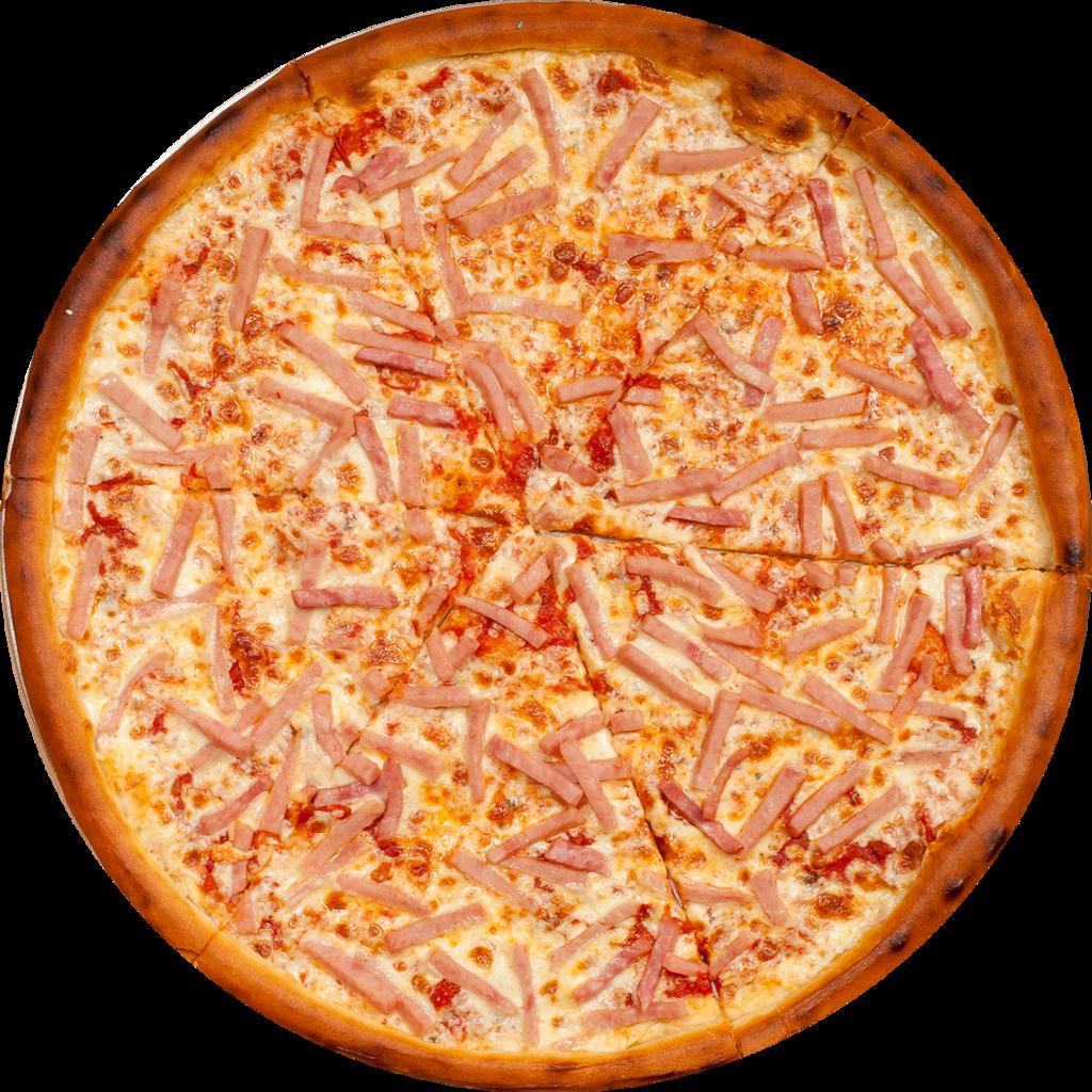Пицца на тонком тесте: Ветчина в Сбарро
