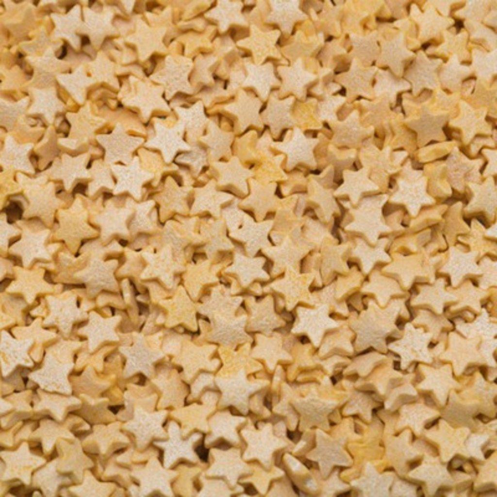 Посыпки декоративные: Посыпка сахарная Звезды желтые в ТортExpress