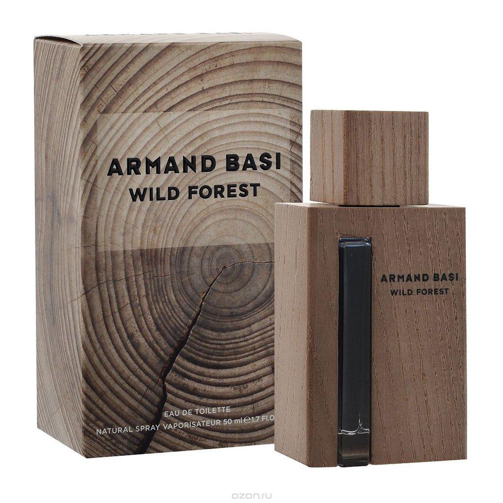 Мужская туалетная вода Armand Basi: Armand Basi Wild Forest Туалетная вода edt 50 | 90 ml в Элит-парфюм