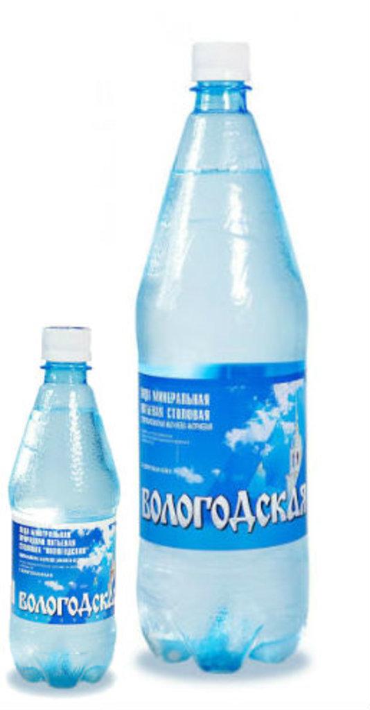 Воды минеральные: Вода минеральная природная питьевая столовая в Вологодская вода, ООО Родина