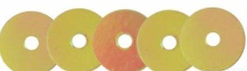 Плоские 6мм.: Пайетки плоские 6мм.упак/10гр.Астра(цвет:91 желто-лимонный) в Редиант-НК