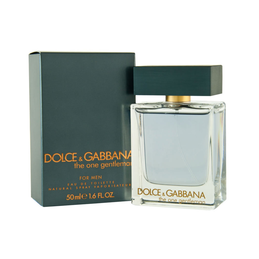 Dolce&Gabbana: D&G The One Gentleman Туалетная вода edt муж 50 ml в Элит-парфюм