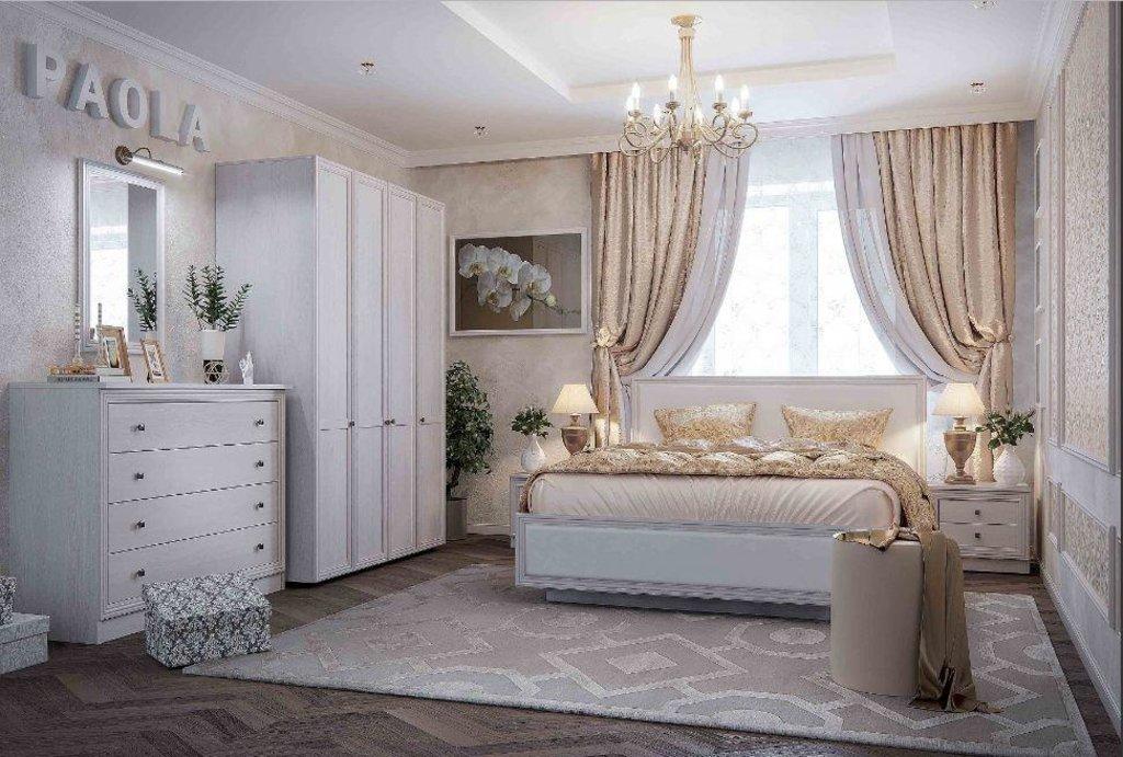 Модульная мебель в спальню Paola: Модульная мебель в спальню PAOLA в Стильная мебель