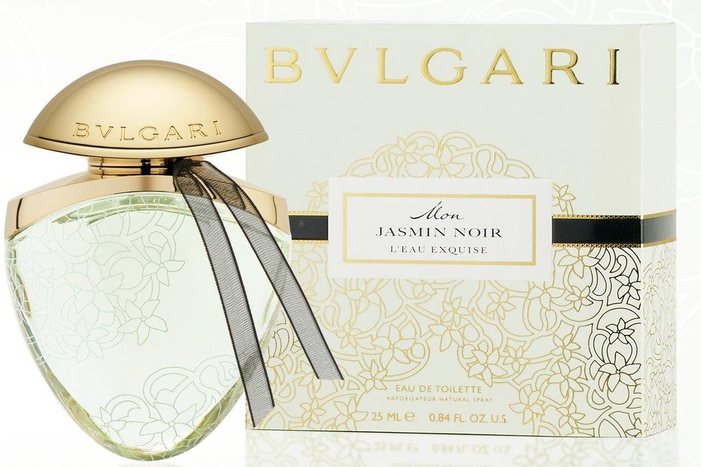 Женская туалетная вода Bvlgari: Bvlgari Mon Jasmin Noir L'Eau Exquise edt в Элит-парфюм