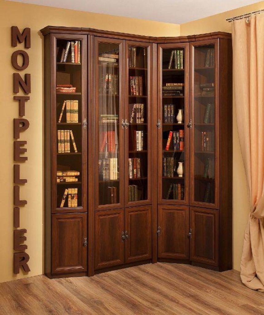 Модульная библиотека MONTPELLIER: Модульная библиотека MONTPELLIER в Стильная мебель