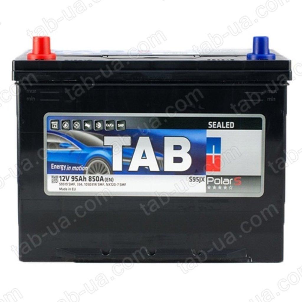 TAB: TAB POLAR Asia 6СТ- 95 в БазаАКБ