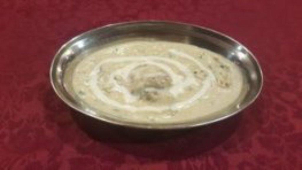 Горячие блюда: Чикен шахи корма в Ganga