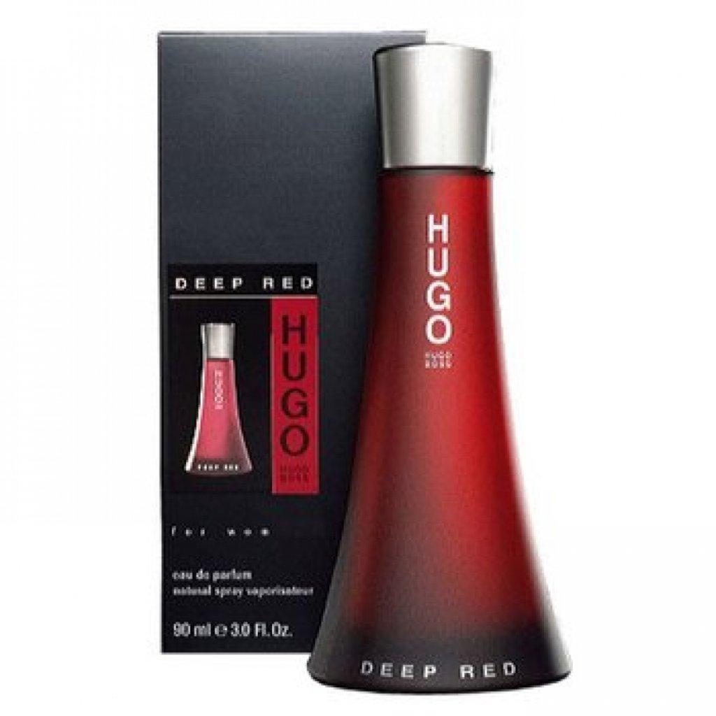 Hugo Boss (Хьюго Босс): Hugo Boss Hugo Deep Red (Хьюго Босс Хьюго Дип Ред) edp 100ml в Мой флакон