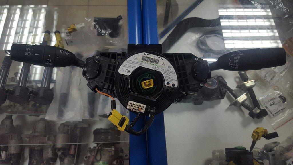 Электрика: Под рулевой переключатель Honda Civic 4D + шлейф лента в VINcode