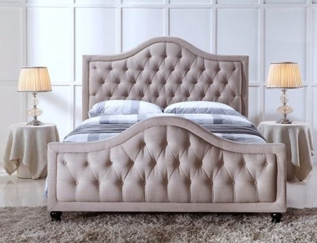 """Кровати: Кровать двуспальная """"Аскелла"""" в Амадео"""