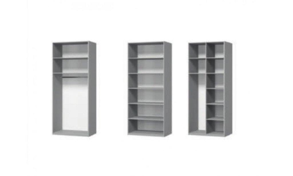 Шкафы Вива: Полки для шкафа ШР-2 Вива (3 шт) в Уютный дом