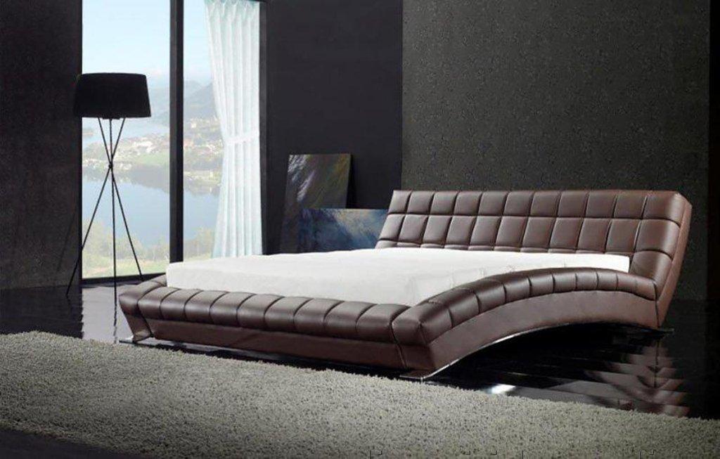 """Кровати: Кровать двуспальная """"Импресио"""" в Амадео"""