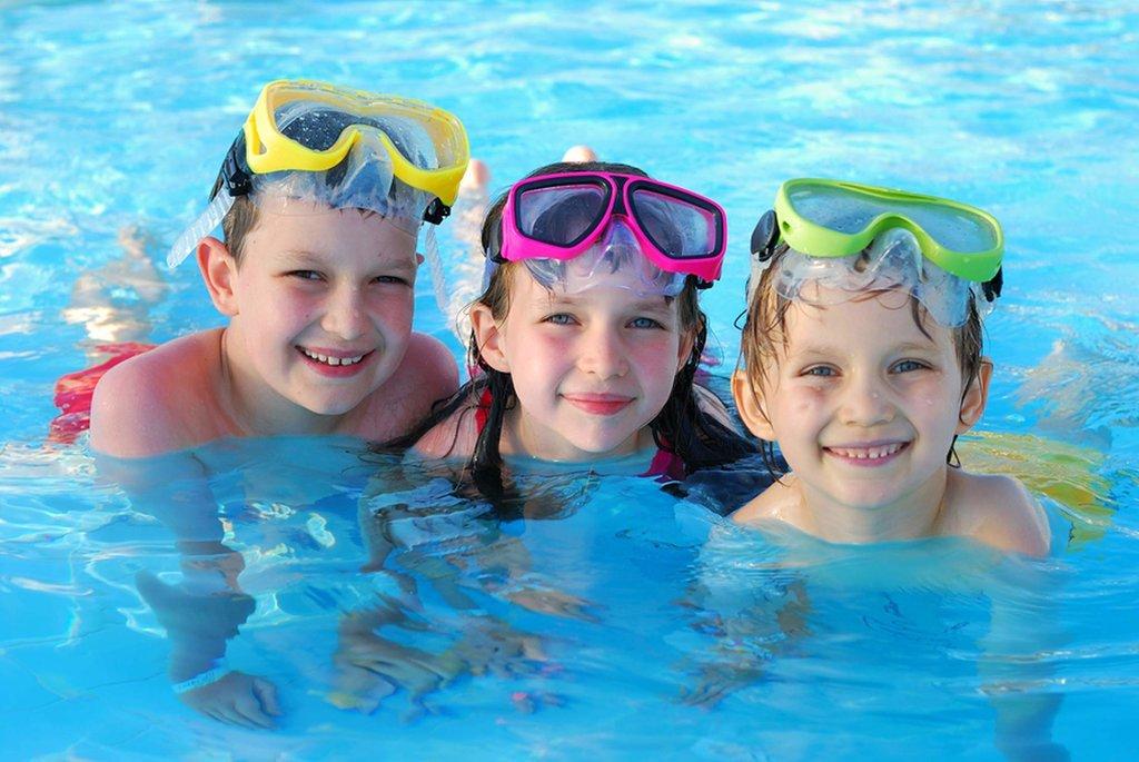 Бассейн: Детское плавание в Спектр, спортивно-концертный комплекс, МУП