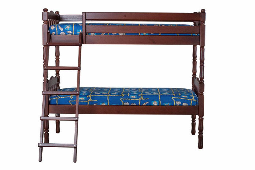 Кровати: Детская кровать Диана (двухъярусная) в Золотая рыбка