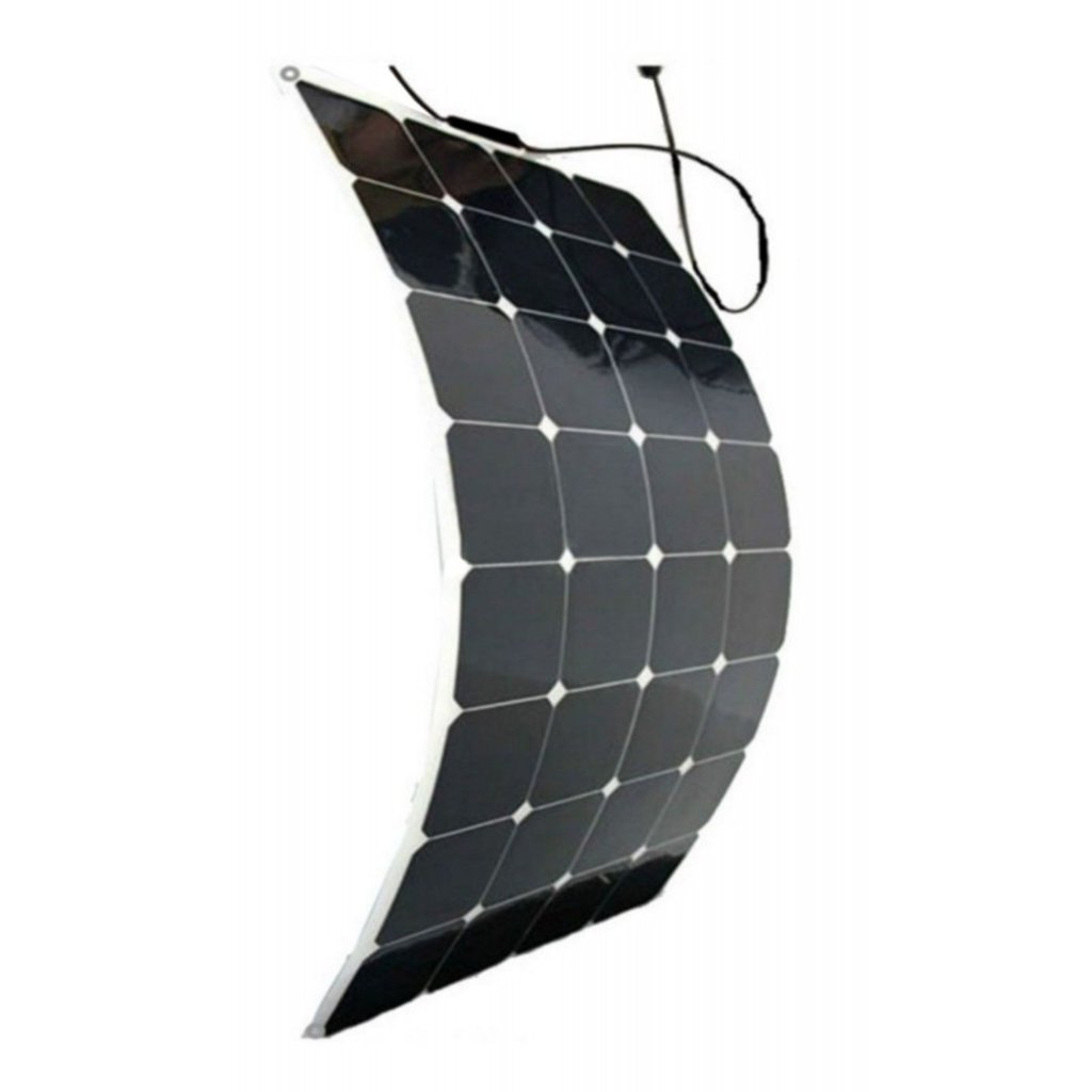 Гибкие солнечные панели: Гибкая солнечная батарея E-Power 100Вт в Горизонт