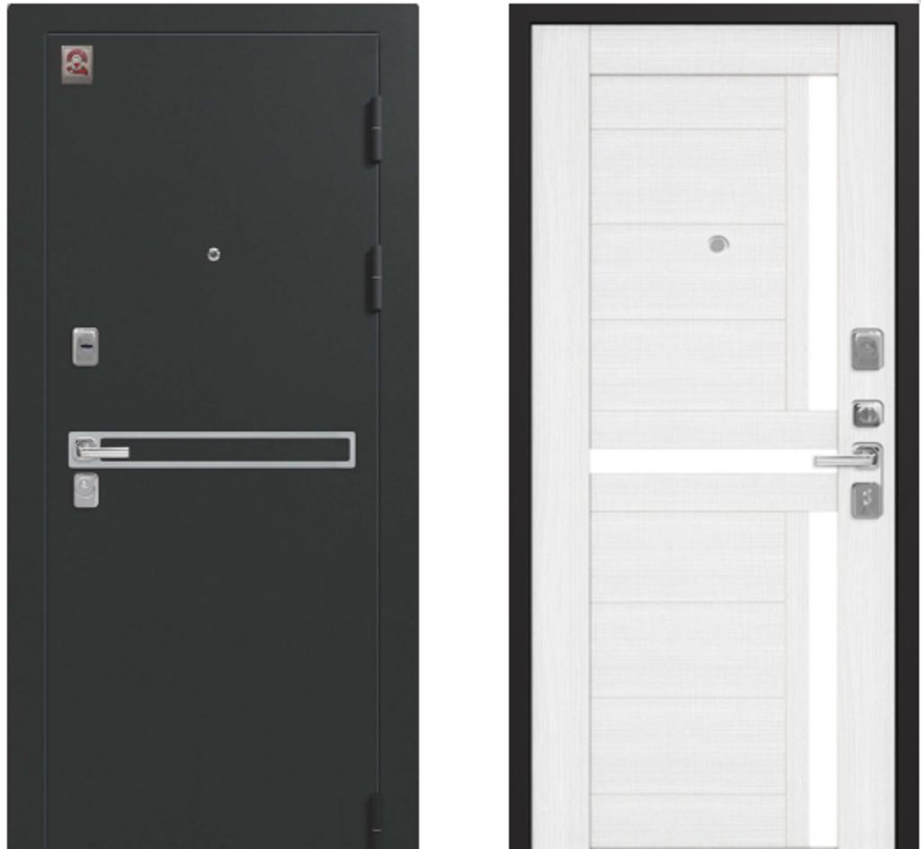 Двери Центурион: Центурион LUX3 Сноу в Модуль Плюс