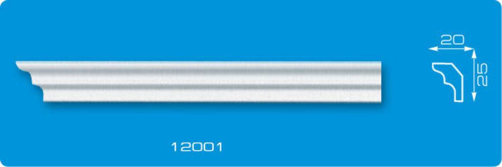 Плинтуса потолочные: Плинтус потолочный ФОРМАТ 12001 инжекционный длина 1,3м, узкий в Мир Потолков