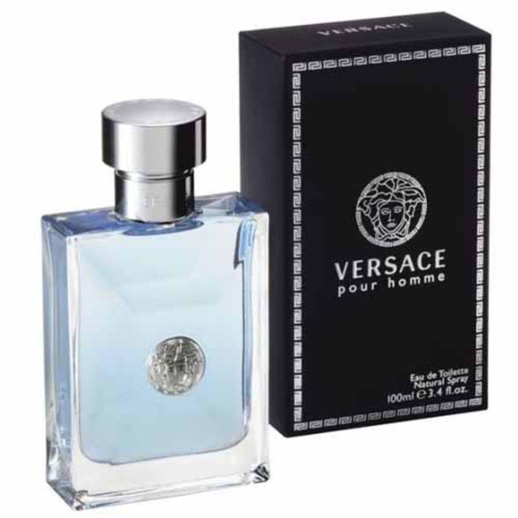Versace (Версаче): Versace Pour Homme 100ml в Мой флакон
