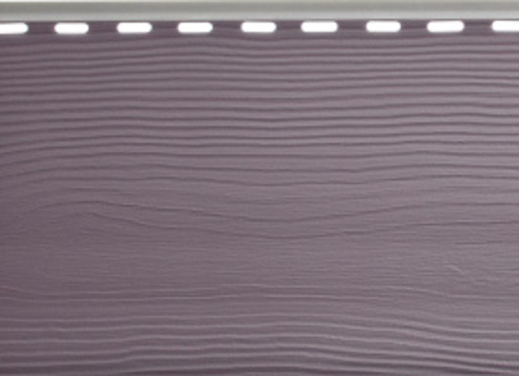 Вспененный сайдинг: Альта-Борд, Элит, панель ВС-01, сиреневая - 3,00х0,18м. в АНЧАР,  строительные материалы