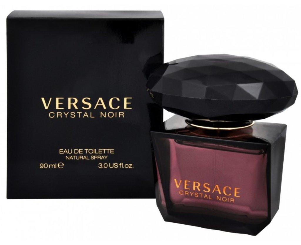 Versace (Версаче): Versace Crystal Noir 90ml в Мой флакон